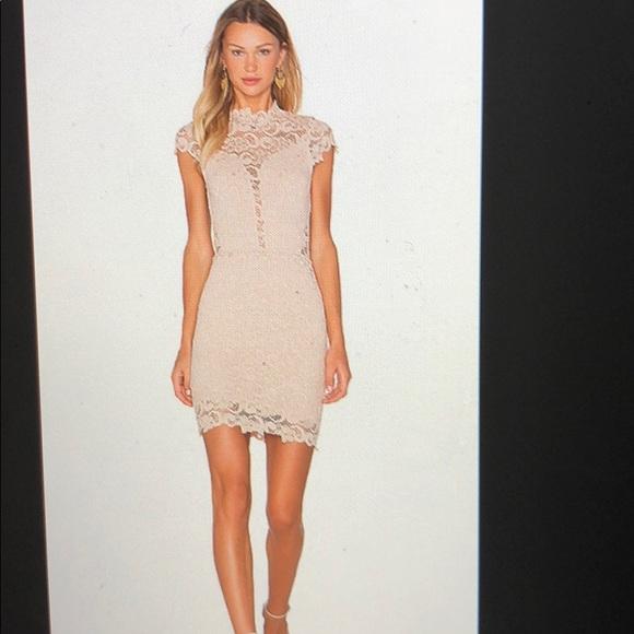 243f6e92e4503c Nightcap - Dixie lace mini dress